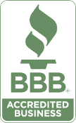 BBB Accredited Business: A+ rating